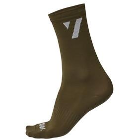 VOID Performance 16 Socks, marron
